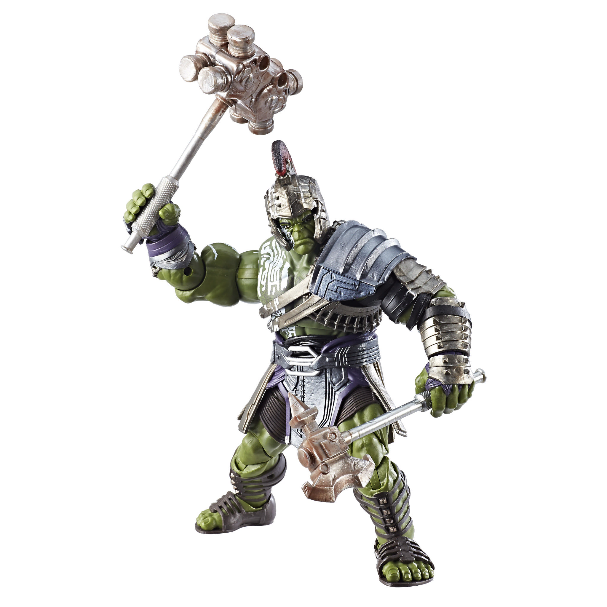 You can build a huge gladiator Hulk with these Thor Ragnarok
