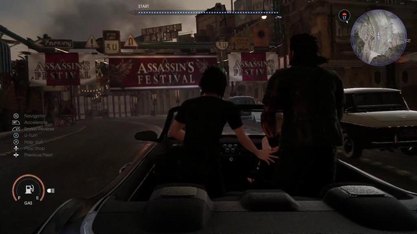Final Fantasy Assassin's Festival (2)