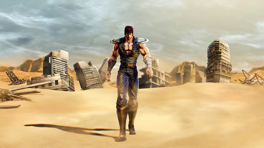 Fist of the North Star (2)