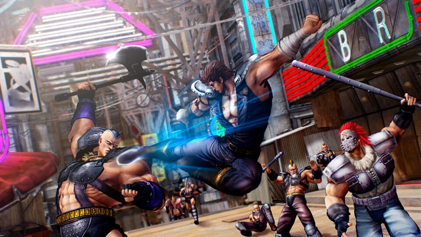 Fist of the North Star (4)