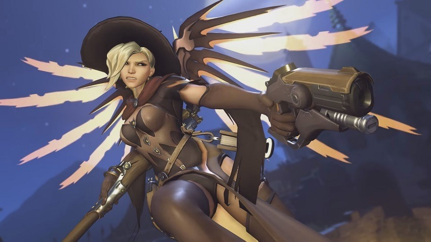 Mercy is getting some massive balance changes 2