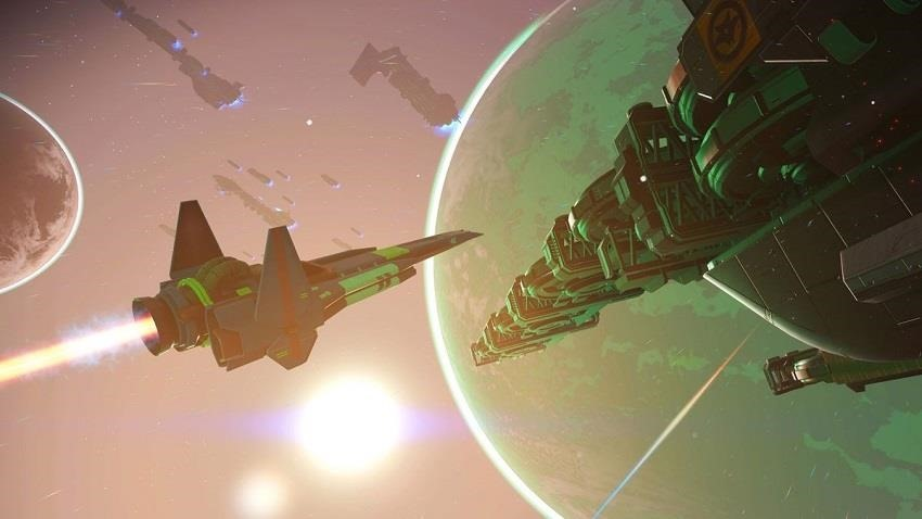 No Man's Sky is a much better game 4