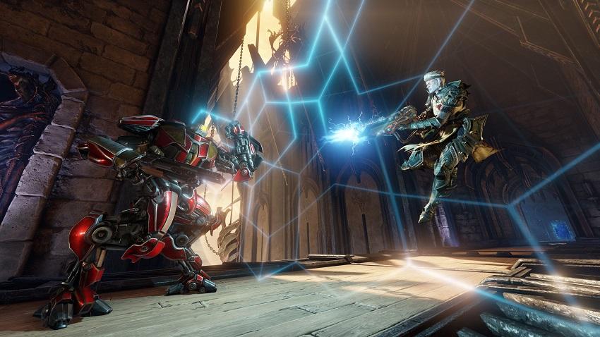 Quake Champions hits early access next week 2