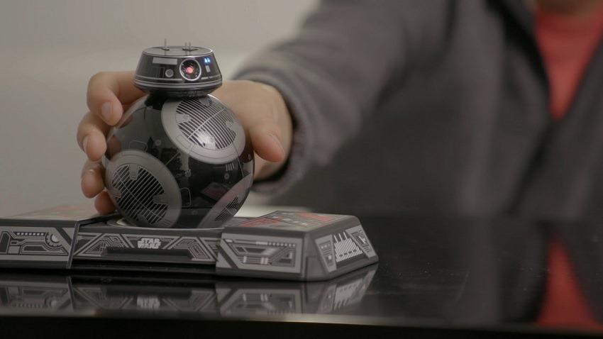 Sphero reveals two new droids 2
