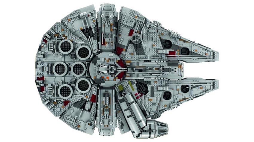 LEGO Milleniu Falcon (1)
