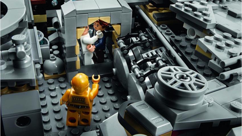 LEGO Milleniu Falcon (3)