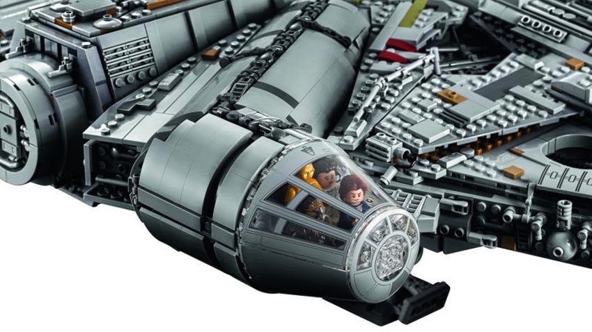 LEGO Milleniu Falcon (4)