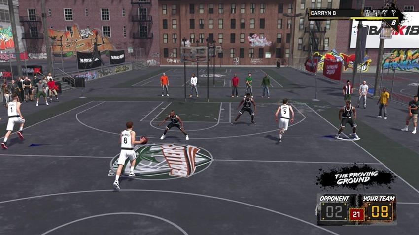 NBA 2K18 Prelude (2)