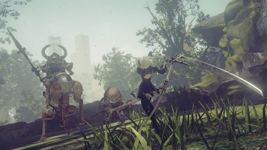 NieR Automata could spawn a much bigger franchise