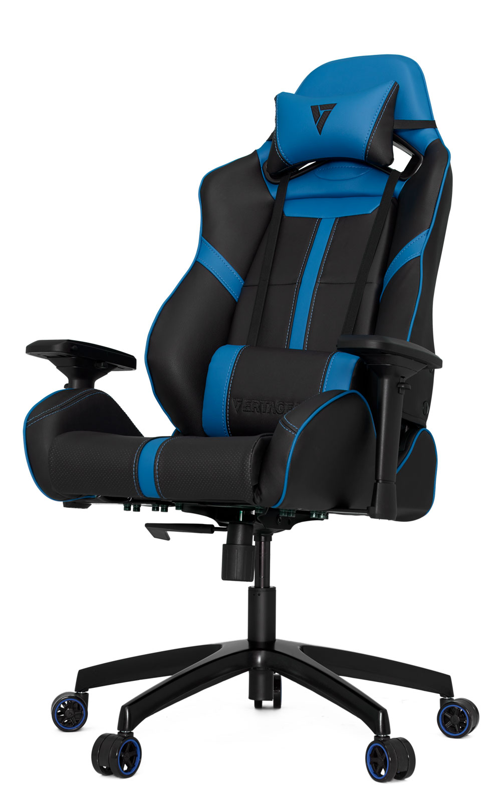 Nice Vertagear Sl5000 Gaming Chair Black Blue 1000px V2  Great Ideas