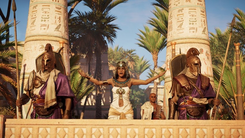 Microsoft has Revealed New Assassin's Creed Origins Xbox One S Bundles