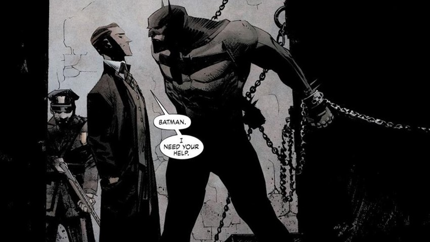 Heath Ledger urged Christian Bale to punch him as Batman