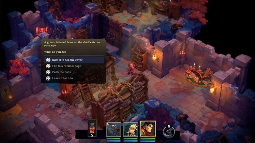 Battle Chasers (3)