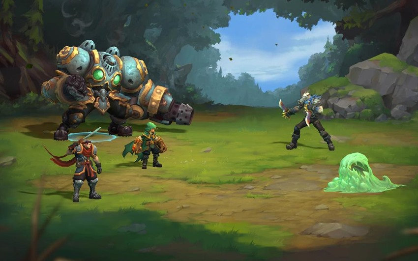 Battle Chasers (5)