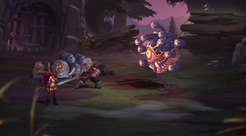 Battle Chasers (6)
