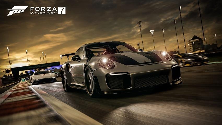 Forza 7 Gamescom Press Kit Porsche In The Lead 4K