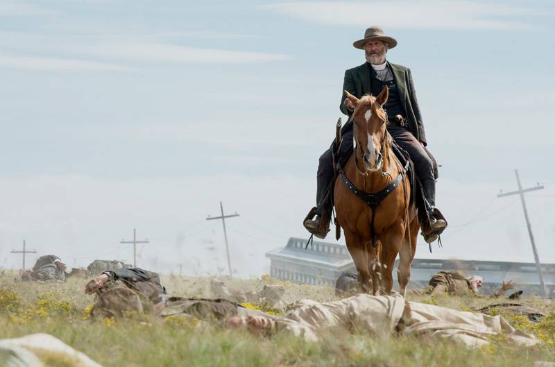 New Trailer & Poster Artwork For Netflix Original Series 'Godless'