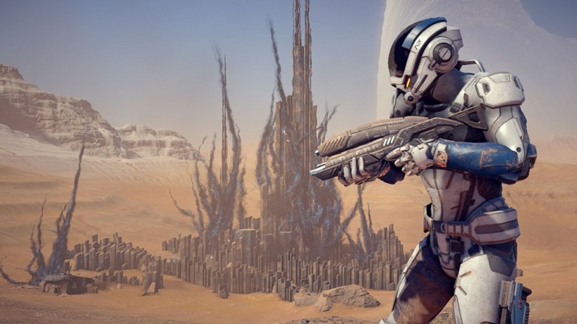 Andromeda and Dead Space 3 coming to EA Access soon