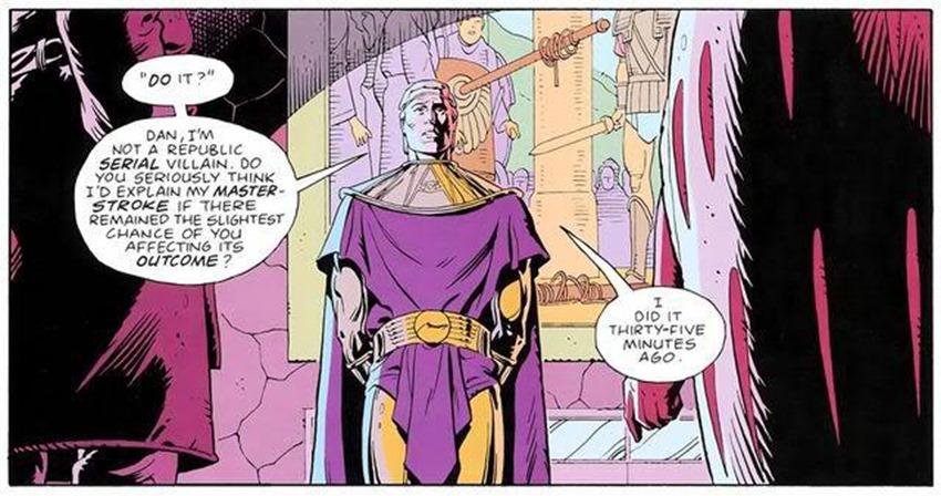 Ozymandias-Watchmen