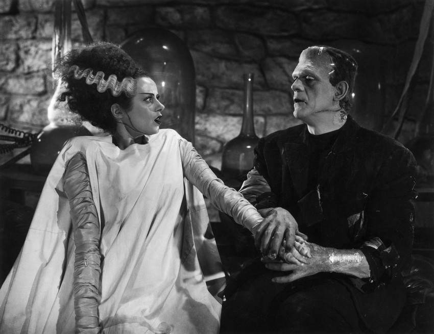 Bride of Frankenstein Remake Postponed By Universal