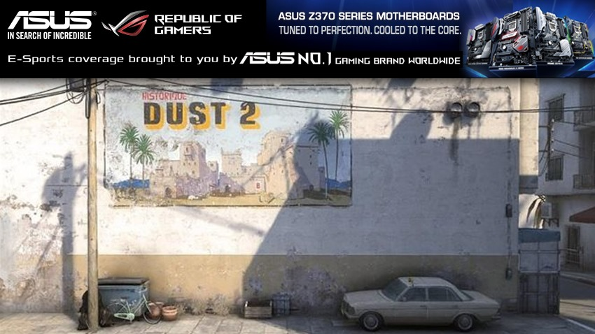 CS:GO De Dust 2 Map Updated to Be More