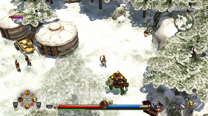 Titan Quest is coming to Xbox One, PS4, and Nintendo Switch