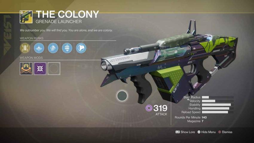 how to get javlins in destiny 2