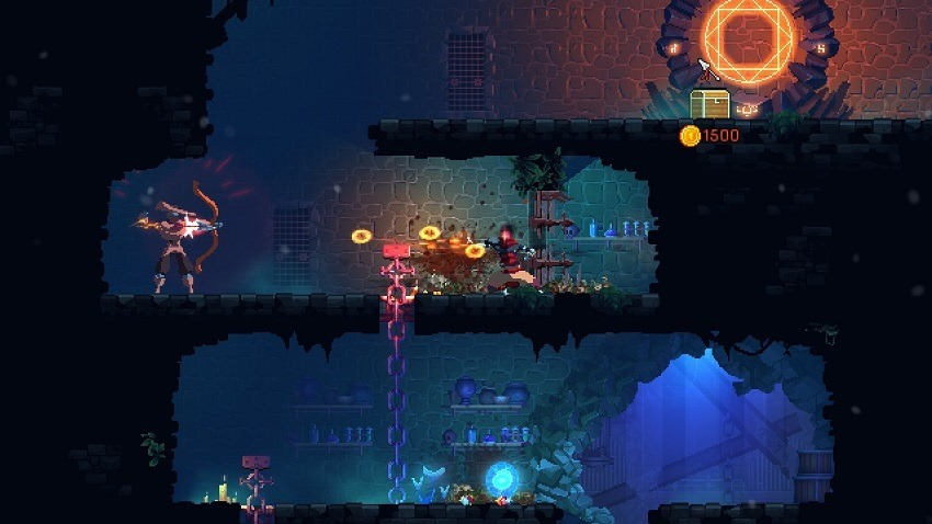 Dead Cells coming to consoles in 2018