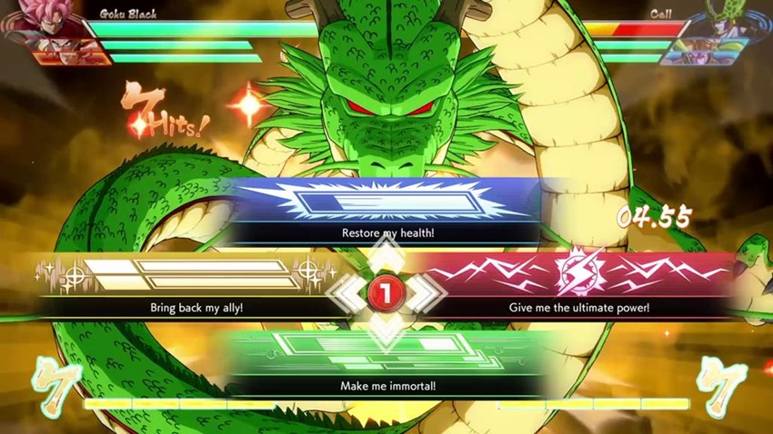 Dragon Ball FighterZ Shenron (5)