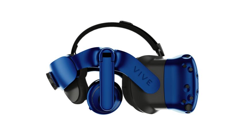 HTC Vive Pro revealed 2