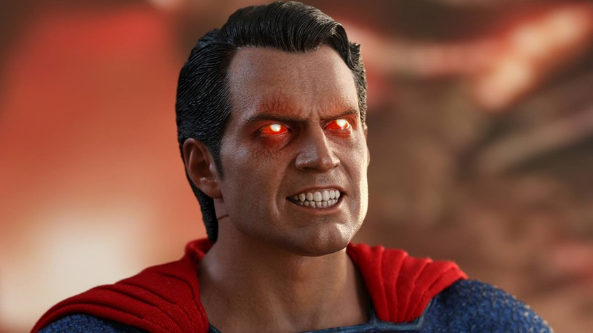 Hot Toys JL Superman (4)