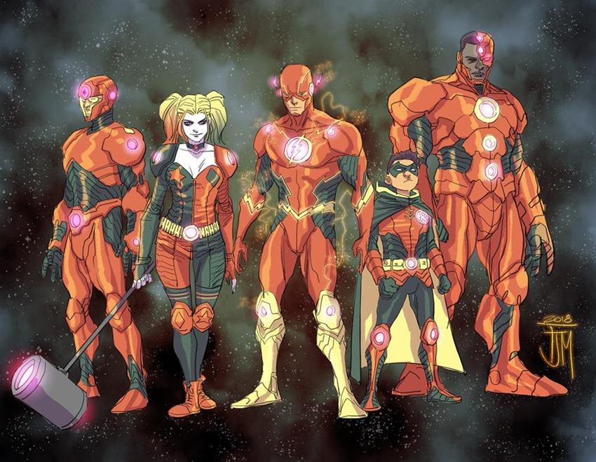 Justice League (6)