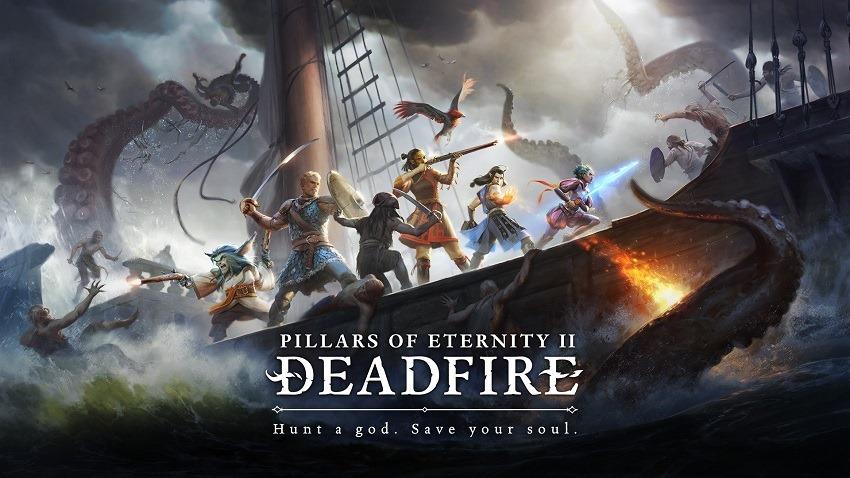 Pillars of Eternity II Deadfire release date announced
