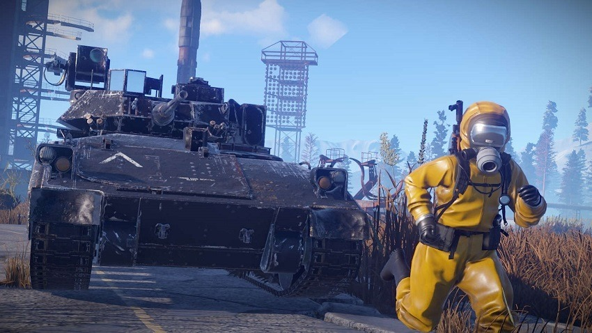 Rust launches next month 2