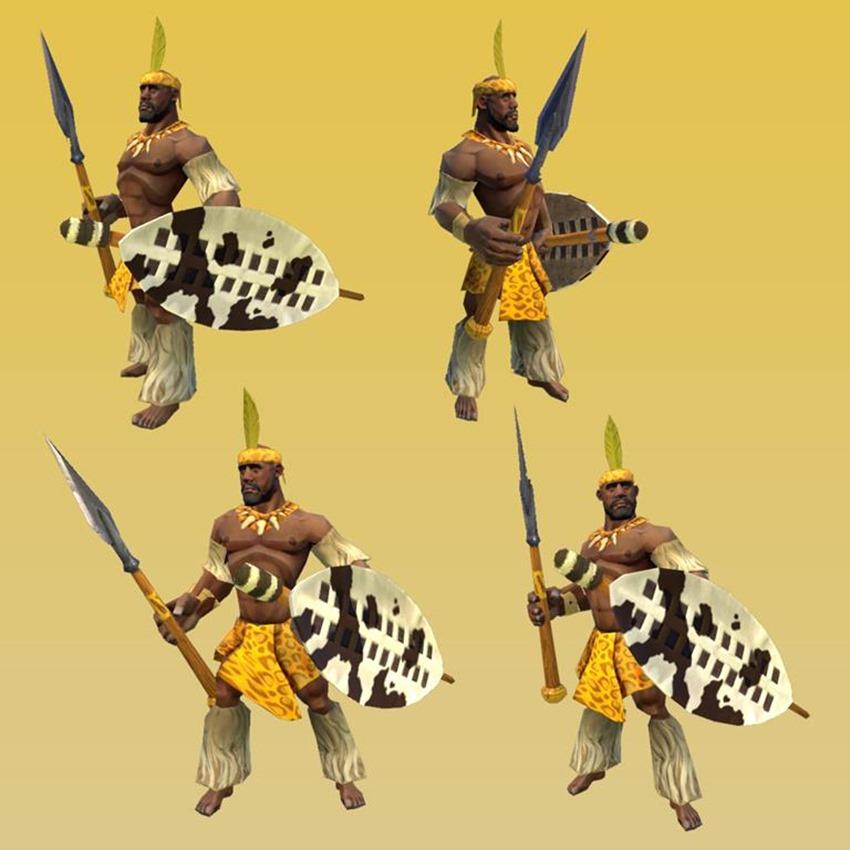 CIV 6 Zulu (1)