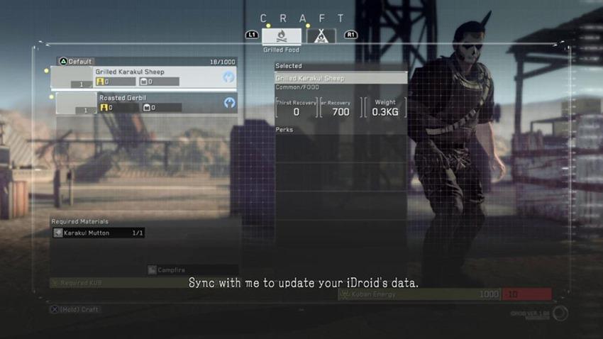 Metal Gear Survive crafting (2)