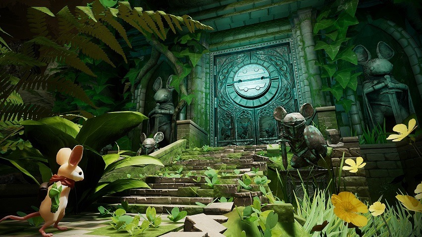 Moss takes solo co-operative play to new heights in new gameplay 2