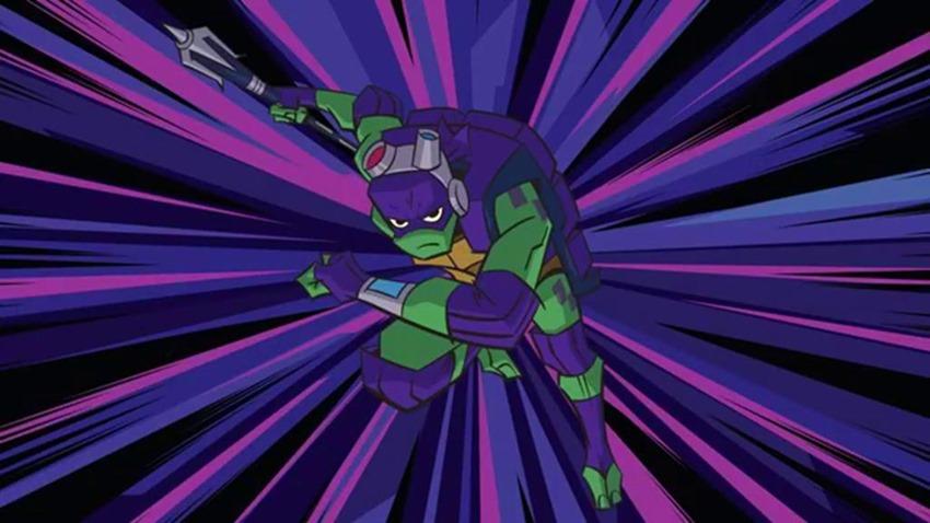 Rise of the Teenage Mutant Ninja Turtles (4)