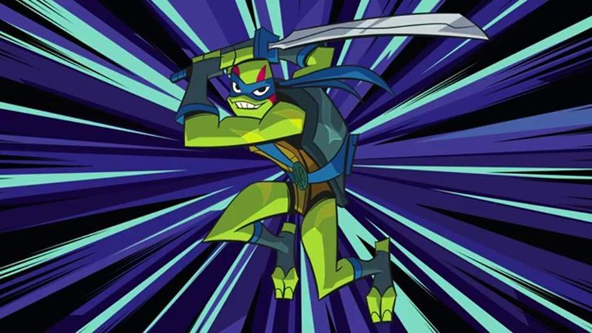 Rise of the Teenage Mutant Ninja Turtles (6)