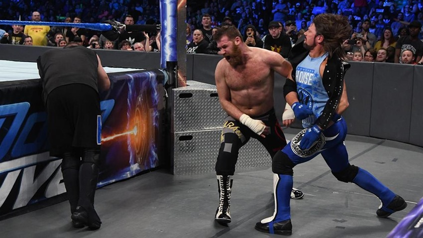 SMACKDOWN live 06 fEB (2)