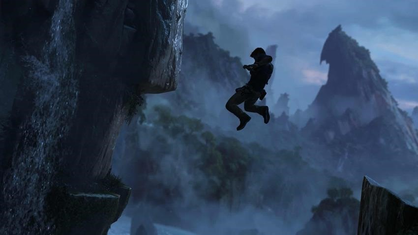 Shadow of the Colossus reminds us that climbing should be purposeful 3