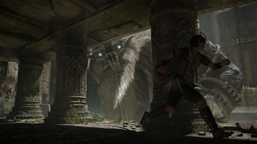 Shadow of the Colossus reminds us that climbing should be purposeful 6