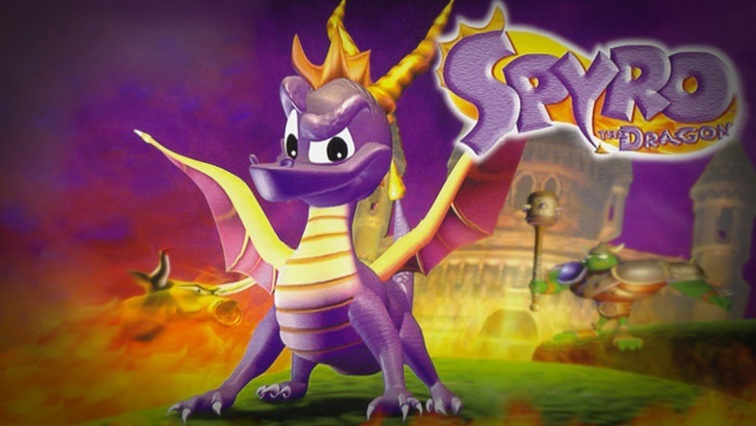 Spyro Trilogy coming in 2018
