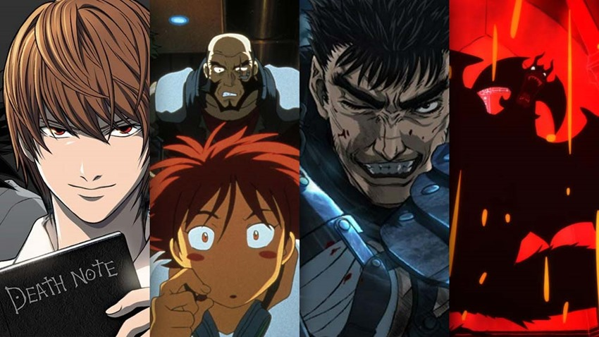 Want to watch Anime? Here are ten great series to get you started