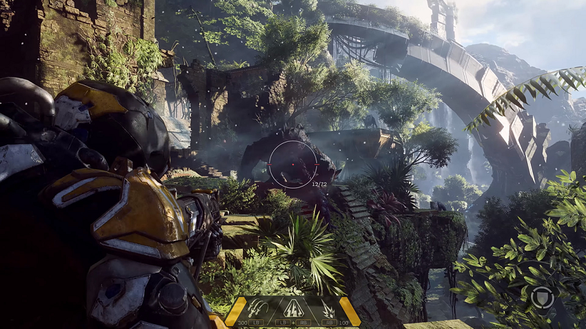 Anthem lead writer departs BioWare