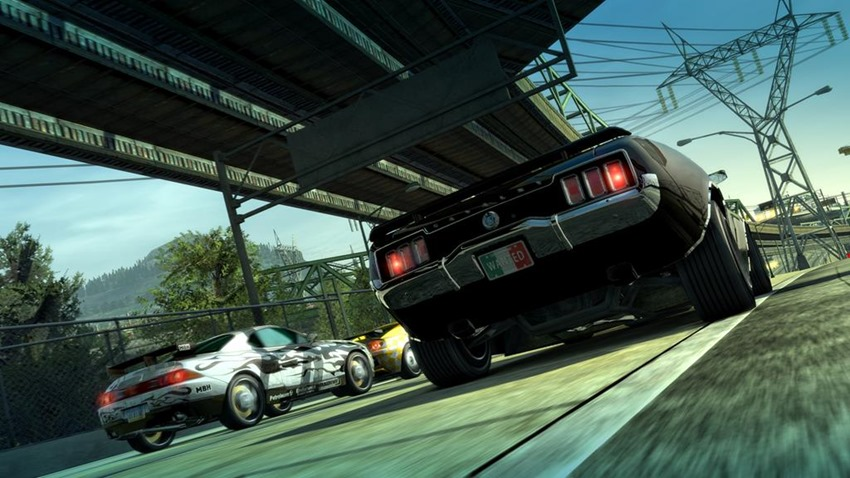 Burnout Paradise Remastered (2)