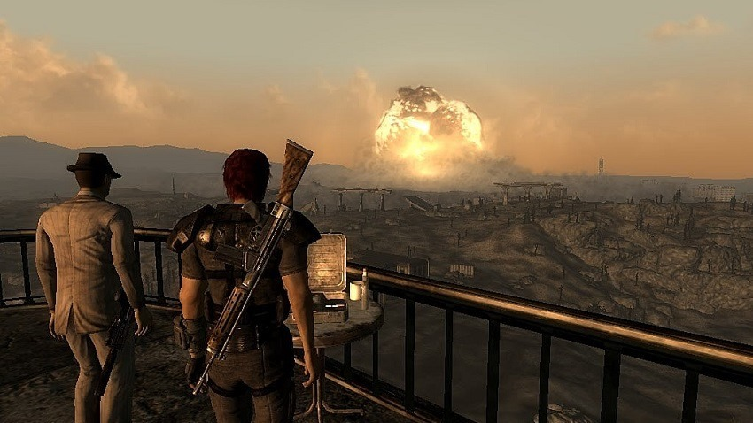 Fallout 3 mod for Fallout 4 ceases development 3
