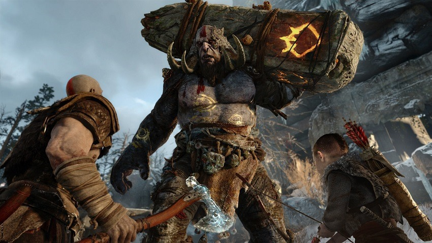 God of War gets a host of new footage showing off combat 2