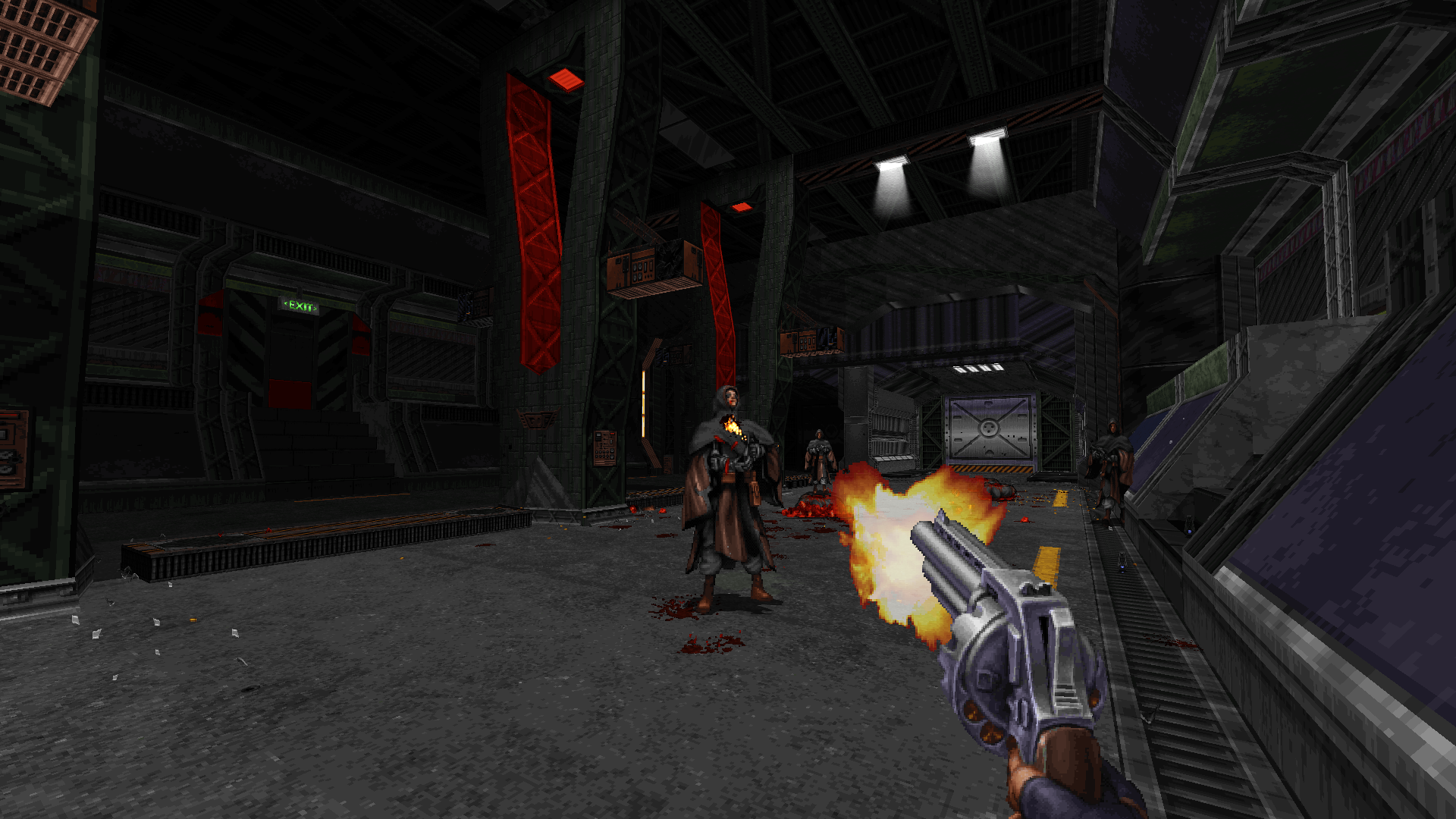 3D Realms Return with New Old School Shooter Iron Maiden