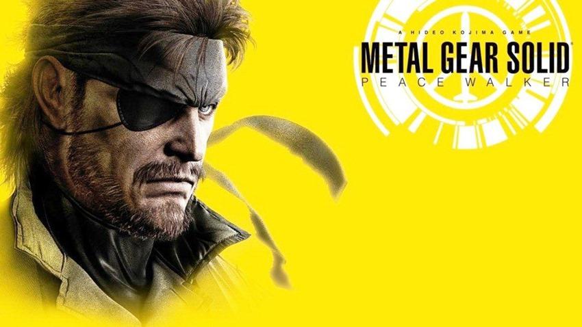 Metal Gear Solid peace walker (1)
